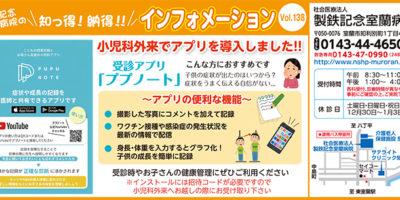 小児科外来でアプリを導入しました!!